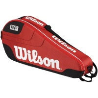 Wilson Federer Team III Triple Red