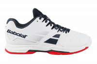 Babolat SFX All Court White Grey Red