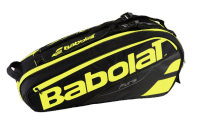 Babolat Pure X6 Black Fluo Yellow
